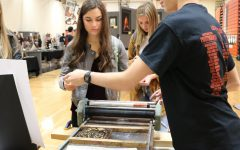Art Department hosts first Pop Up Art Show