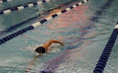 LHS Varsity Boys Swim Wins Big Against Waukegan