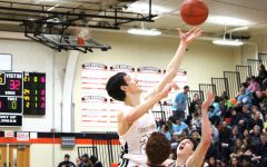 Boys basketball dominates against rival Mundelein