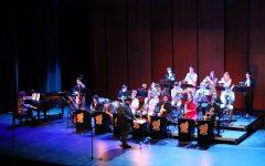 Jazz Ensembles perform their January concert