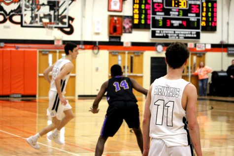 Boys basketball comfortably win against Waukegan