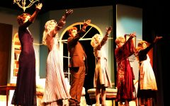 "LHS Theater Department presents ""Blithe Spirit"""