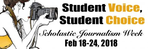DOI celebrates Scholastic Journalism Week
