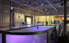 Synthetic ice rink opens in Hawthorn Mall