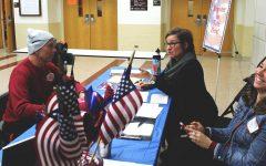 LHS runs a voter registration drive