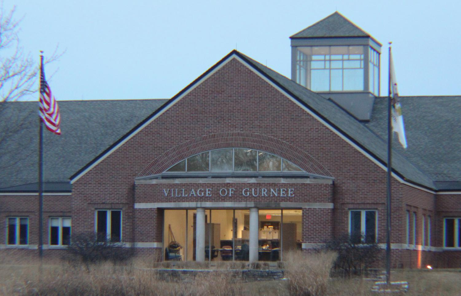 In 1987, five members of the KKK announced their plans for a rally in Gurnee at the town's village hall, seen above. The city issued a permit for the event, but a rally was never held.
