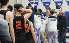 Boys basketball season ends in Sectional semifinals