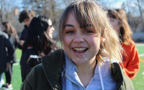 Grace Harold, freshman