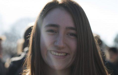 Katie Hay,  junior
