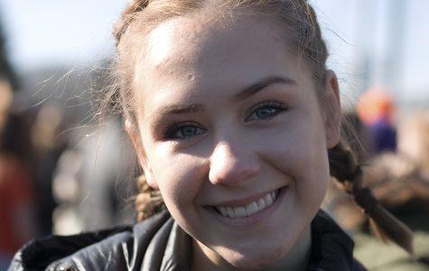 Hannah Schuler, junior