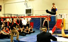 Libertyville Boys Gymnastics Home Meet