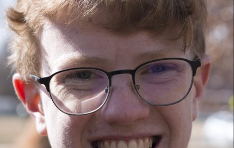 Jack Regan, freshman
