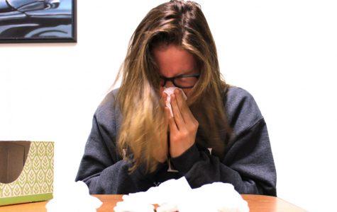 The flu hits LHS