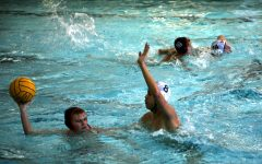Libertyville boys JV  water polo loses against Glenbrook North