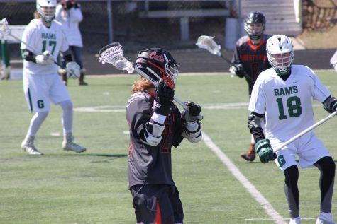 Boys lacrosse loses thriller to Grayslake Central
