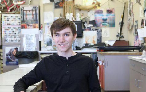 Jared Hedlund, senior