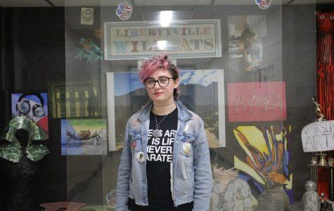 Lyn Schams, sophomore