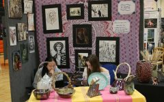 Annual art show features student work