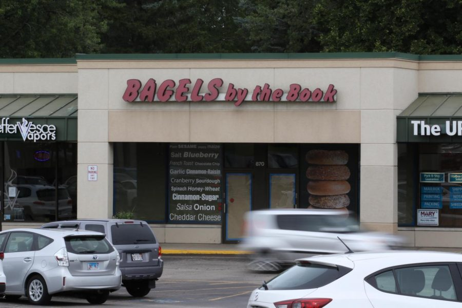 Bagels by the Book, a go-to breakfast spot for Libertyville residents, is opening back up after being closed for about three months. Renovations and improvements within the restaurant are being made to accompany its return.