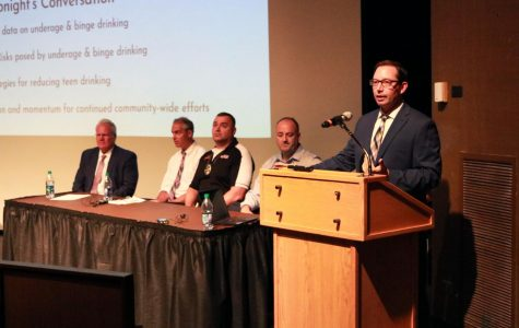 """LHS holds """"Real Talk"""" panel: a discussion about drugs and alcohol"""