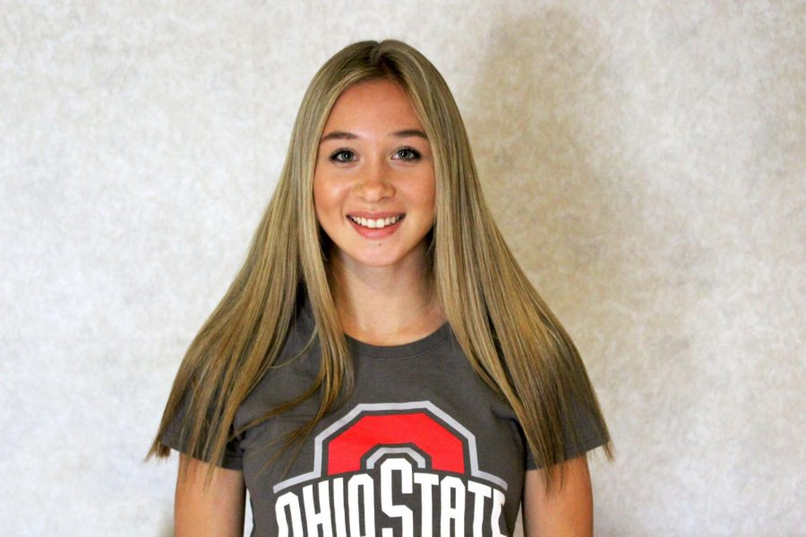 Freshman Dakota Lyons has verbally committed to Ohio State soccer to play attack.
