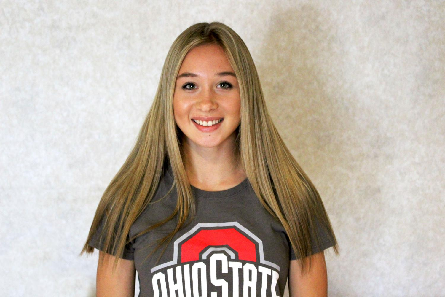 Freshman Dakota Lyons has verbally committed to Ohio State soccer to play on the attack.
