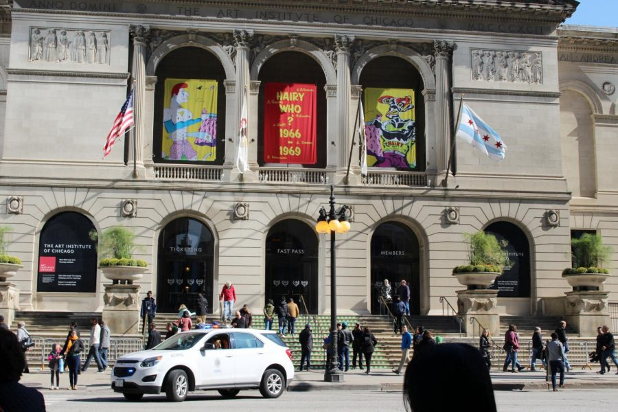 The+Art+Institute+of+Chicago+was+established+in+1859+and+is+one+of+the+oldest+and+largest+museums+in+the+United+States.+Its+security+system+prevents+people+from+bringing+in+dangerous+items+to+keep+its+paintings+and+visitors+safe+from+threats.%0A