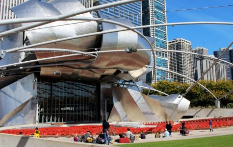 It's good to know where you are when going to a big festival in order to be knowledgeable of where the security is and what to do in case you find yourself in a dangerous situation. The Millennium Park stage hosts many big festivals each year, including the Chicago Blues Festival.