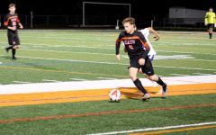 Boys soccer prevails on senior night against Lake Forest