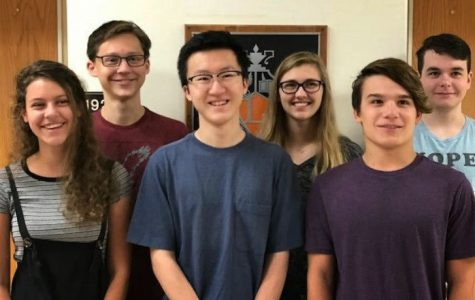 Six Libertyville students named National Merit Scholarship semifinalists