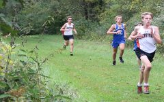 Cross country teams put up strong performances at dual meet