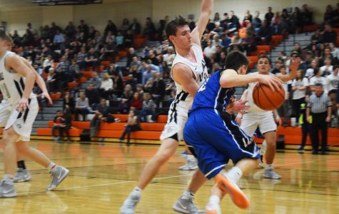 Boys basketball dominates over Lake Zurich
