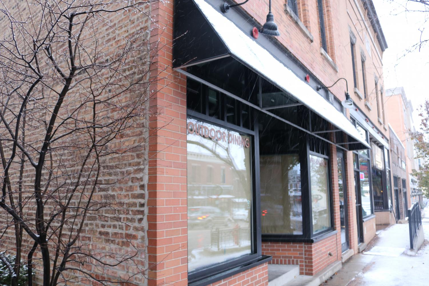 545 North has already started to clear out its restaurant, Burnsies Uptown is expected to open in early 2019. They will serve breakfast and lunch at first, then move to dinner later in the year.