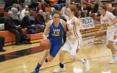 Girls basketball defeats Lake Forest