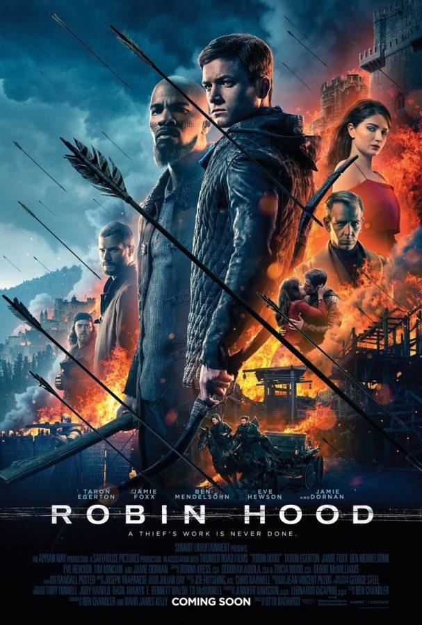 Robin Hood (2018) Review