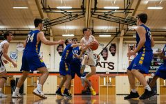 Boys basketball falls to Warren in close conference matchup