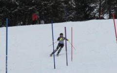 Kylee Kraus, skilled skier, graduates early