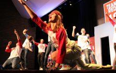 "LHS Theater Presents, ""Comedy Sportz"""