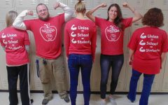 Red for Ed movement supported by LHS teachers