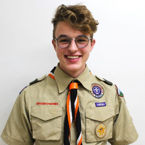 Sophomore Jake Short hopes to get the approval to remove an invasive species near the beach volleyball courts of LHS to earn his Eagle Scout ranking.