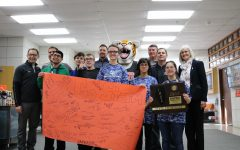 D128's Special Olympics basketball team wins state championship