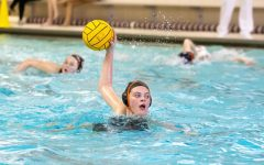 Girls water polo defeats Deerfield in their second game of the season