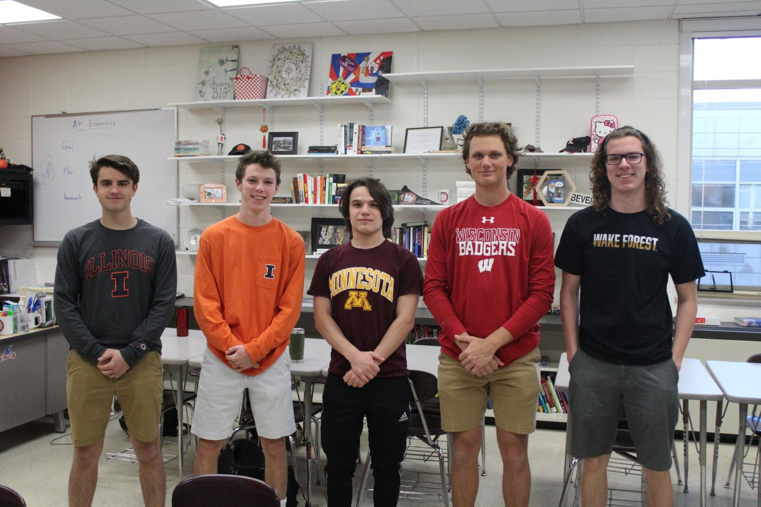 Parker+Schleuning+and+Max+Sauers+are+attending+the+University+of+Illinois%2C+Ian+Smith+is+going+to+the+University+of+Minnesota%2C+Jack+Turco+is+enrolling+at+the+University+of+Wisconsin+and+Tate+Constable+is+joining+Wake+Forest+University.+%0A