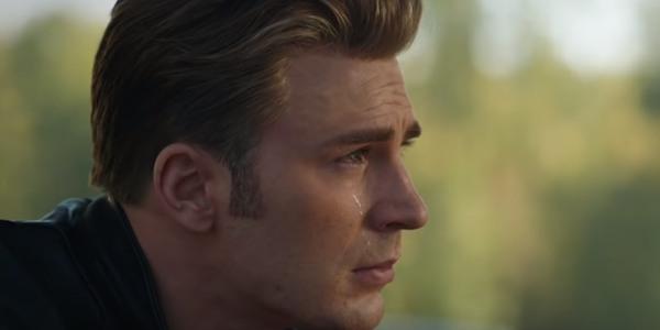 Captain America (Chris Evans in