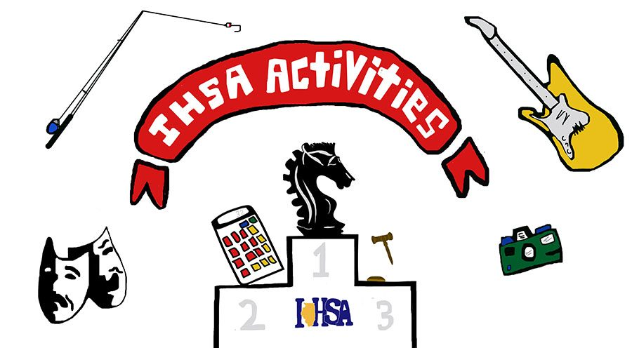While IHSA is known mainly for regulating high school competitions for sports such as soccer and football, they are also involved in numerous interscholastic activities, such as chess, music, mock trial and math, among others.