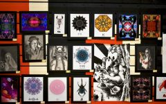 Students display work at annual Art Show