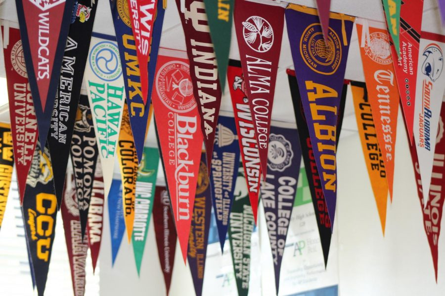 With 5,000 colleges and universities in the United States, decision is difficult