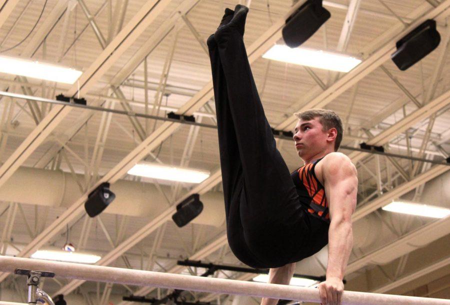 Stick It: The success of boys gymnastics