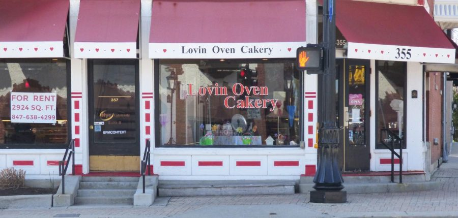 Lovin' Oven Cakery, a bakery located in downtown Libertyville, will be closing at the end of June due to economic factors.