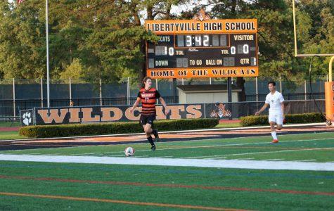 Boys soccer wins 3-1 against Grayslake Central